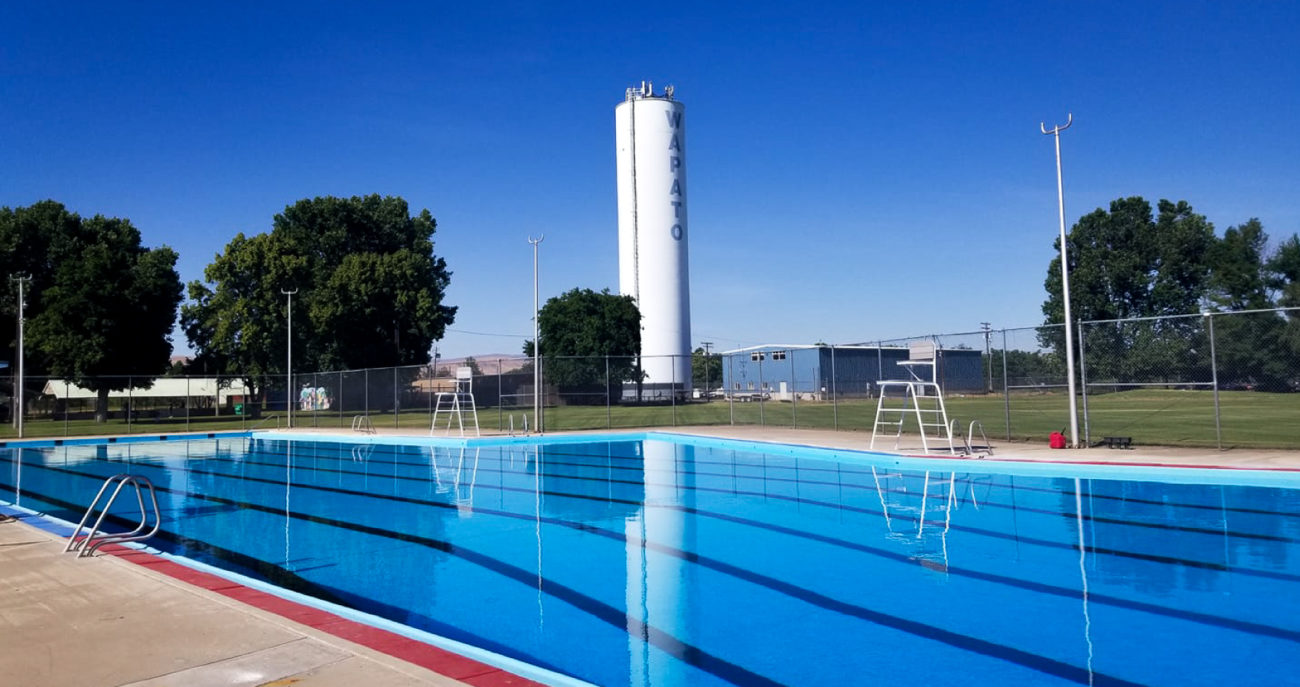 Wapato Swimming Pool