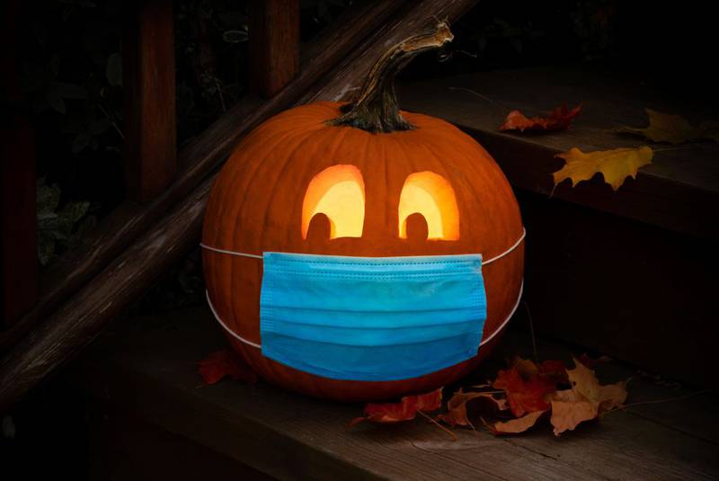 The City of Wapato encourages caution and safety this Halloween.